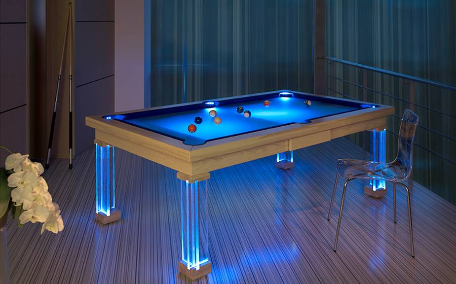 Billiard dining table Pronto