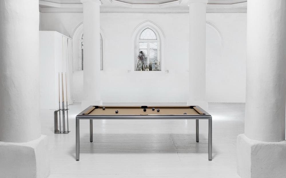 Biliardo-pietų stalas Pronto Ultra