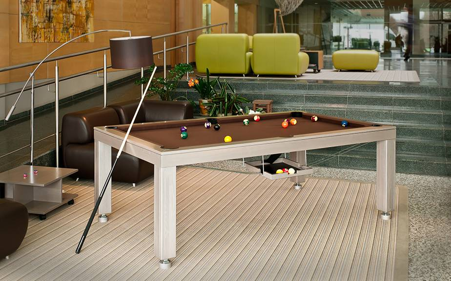 Billiard dining table Pronto Vision
