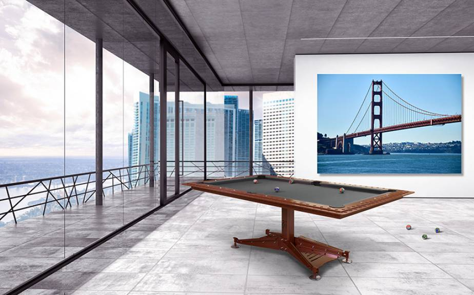Billiard Dining Table Decotech
