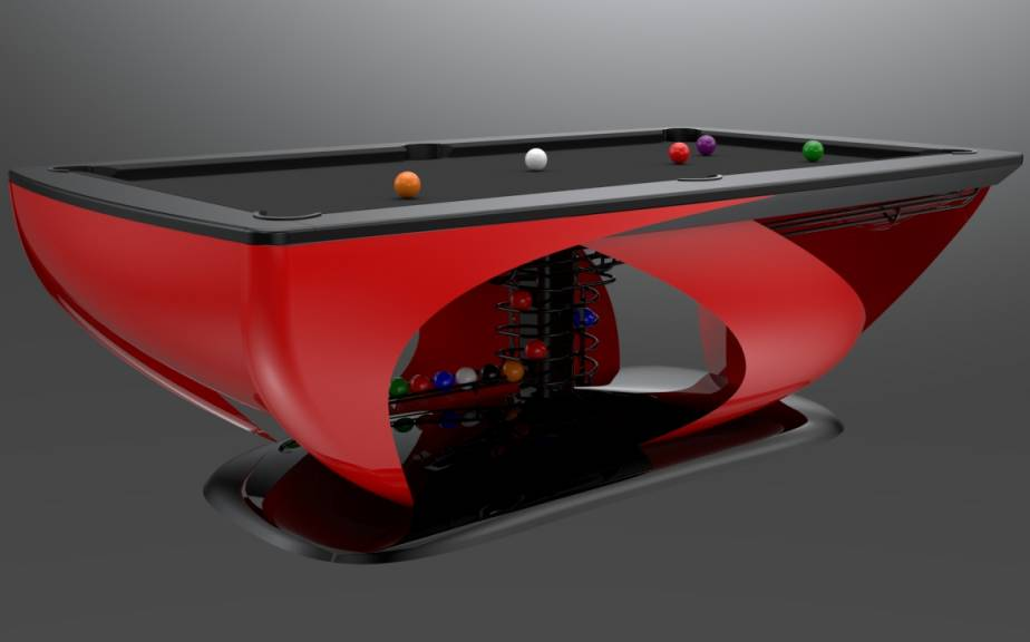 Billiard table S5