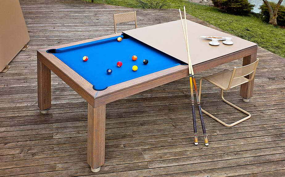 Billiard Dining Table Vision Outdoor
