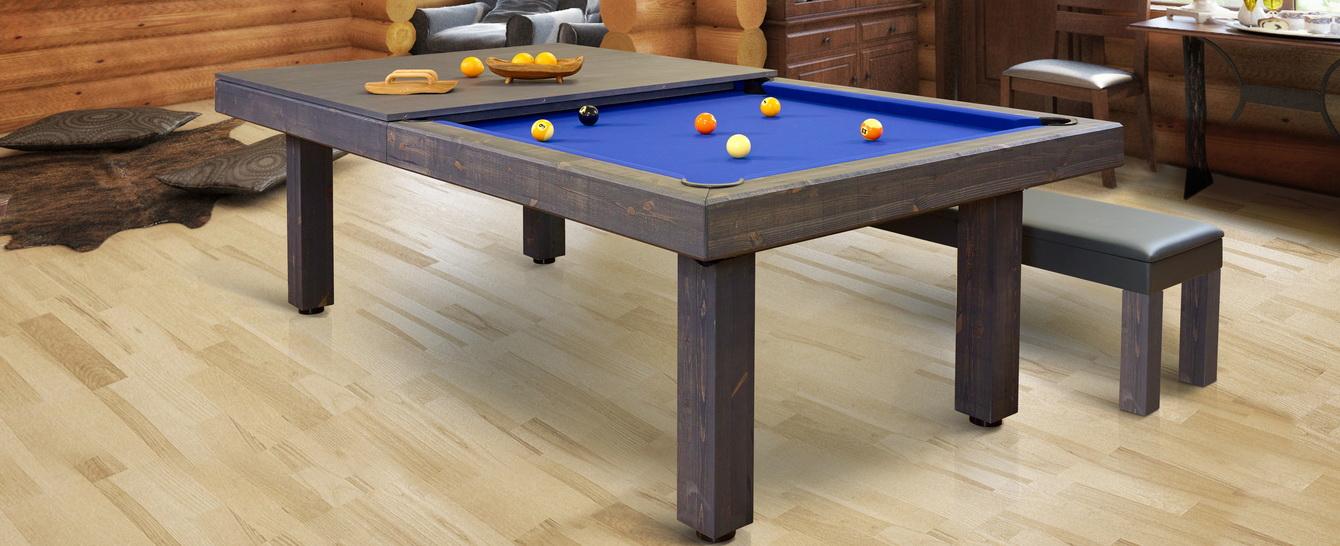 Billiard table Dino RUSTIC