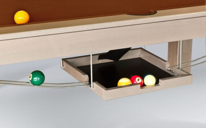 Ball collection system