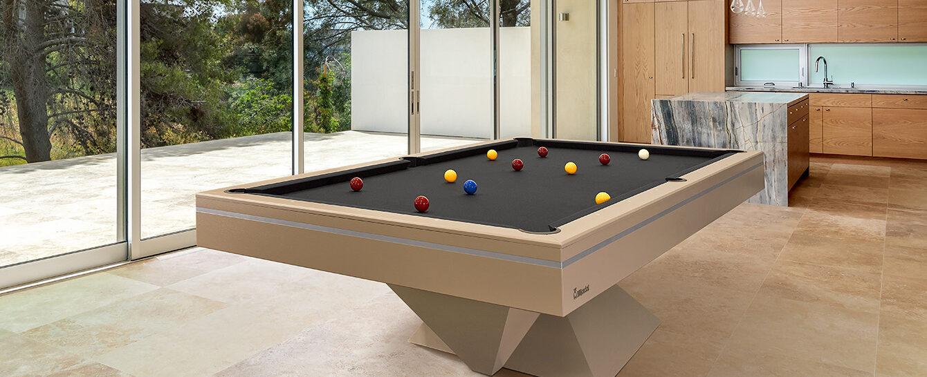 Billiard table Modular 9 ft pool